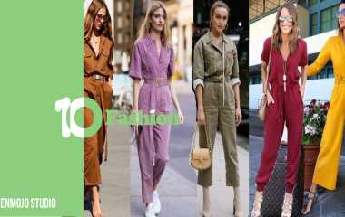 Jumpsuit   If you don't wear dresses, celebrity wardrobes, know the latest fashion Jumpsuit 2020