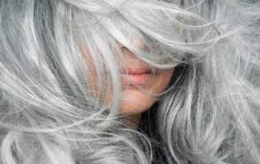 Graying hair | Wrong habits that accelerate the appearance of white hair